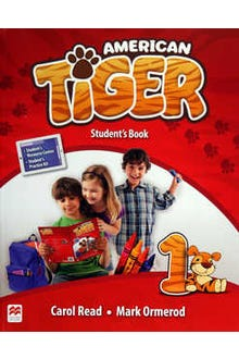 American Tiger 1 Student's Book