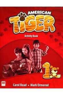 American Tiger 1 Activity Book