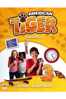 American Tiger 3 Student's Book