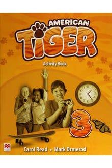 American Tiger 3 Activity Book
