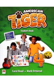 American Tiger 4 Student's Book