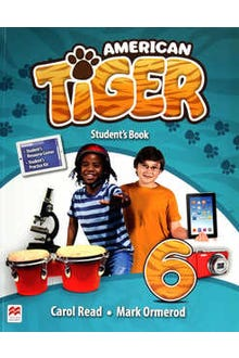 American Tiger 6 Student's Book