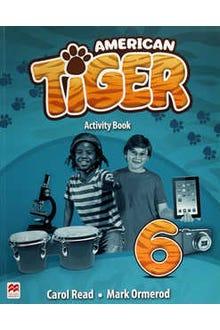 American Tiger 6 Activity Book