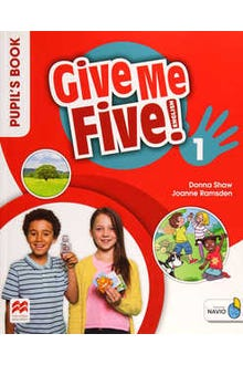 Give Me Five 1 Pupil's Book with Navio App
