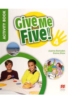 Give Me Five 4 Activity Book