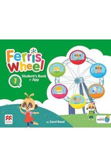 Ferris wheel 1 Student´s Book with Navio App