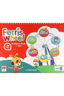 Ferris Wheel 2 Student's Book + Navio App