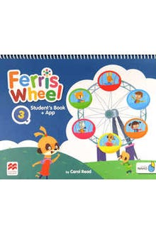 Ferris Wheel 3 Student's Book + Navio App