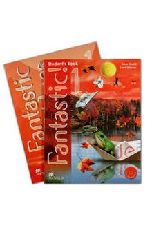 Fantastic! 1 Student's Book + Fantastic Values + CD