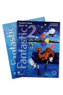 Fantastic! 2 Student's Book + Fantastic Values + CD