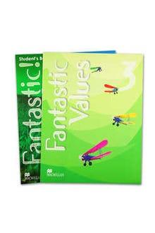 Fantastic! 3 Student's Book + Fantastic Values + CD