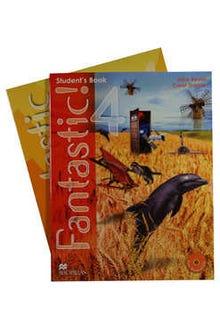 Fantastic! 4 Student's Book + Fantastic Values + CD
