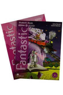 Fantastic! 5 Student's Book + Fantastic Values + CD