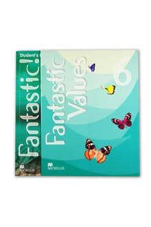 Fantastic! 6 Student's Book + Fantastic Values + CD