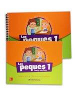 Los peques 1 leen y escriben libro de actividades + libro de lecturas