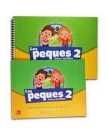 Los Peques 2 leen y escriben libro de actividades + libro de lecturas