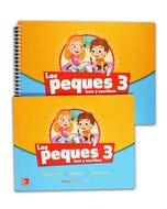 Los Peques 3 leen y escriben libro de actividades + libro de lecturas