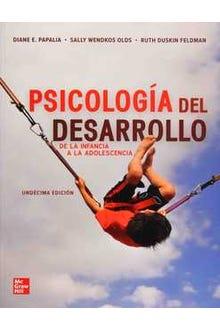 Psicología del desarrollo: De la infancia a la adolescencia