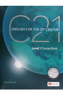 C21 Level 1 Course Book + 2 Dvd