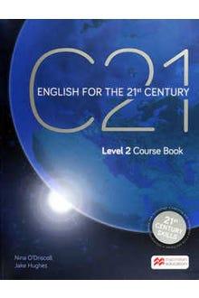 C21 Level 2 Course Book + 2 Dvd