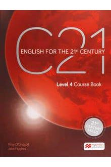 C21 Level 4 Course Book + 2 Dvd