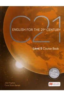 C21 Level 5 Course Book + 2 Dvd