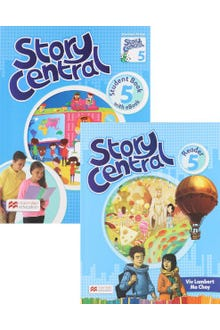 Story Central 5 Student Book + Reader + eBook