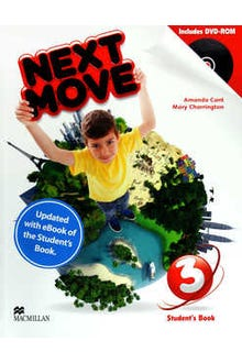 Next Move 3 student's Book + CD