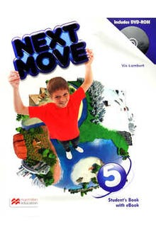 Next Move 5 Student's Book + CD