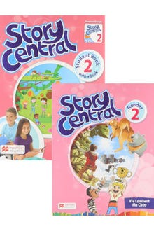 Story Central 2 Student Book + Reader + eBook