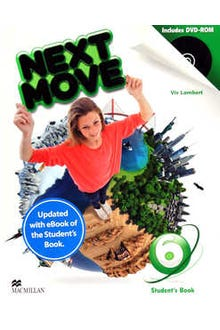 Next Move 6 Student's Book + CD