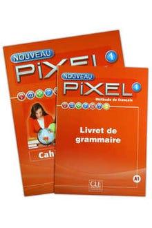 Nouveau Pixel 1 Méthode de francais Cahier d' activités + Livret de grammaire A1