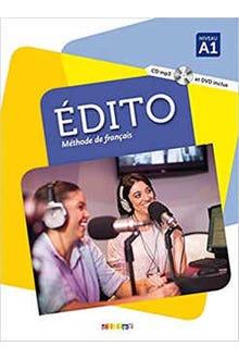 M Edito A1 Livre + CD + DVD