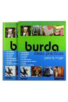 Burda : Ideas prácticas para la mujer