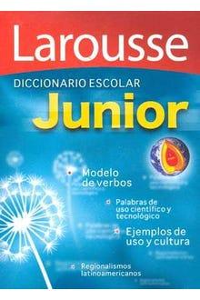 Larousse diccionario escolar junior