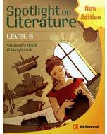 Spotlight on Literature Level B Student's Book & Workbook