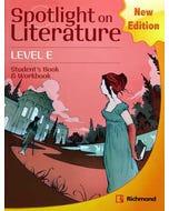 Spotlight on Literature Level E Student's Book & Workbook