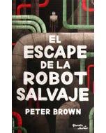 El escape de la robot salvaje