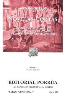 Novelas cortas: Mi vida · La sala número seis · En el barranco · Campesinos · Un asesinato · Una historia aburrida