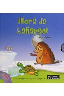 ¡Hora de bañarse! · ABC del bebé: zoológico de apapachos