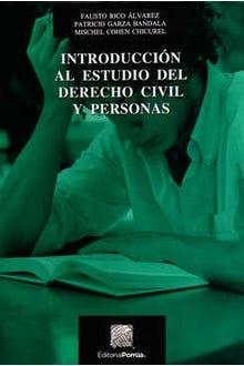 Introducción al estudio del Derecho Civil y Personas