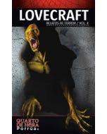 Lovecraft: Relatos de terror Vol. II
