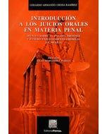 Introducción a los juicios orales en materia penal