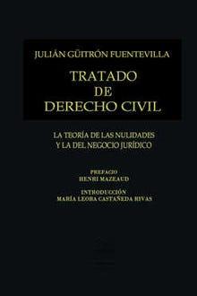 Tratado de Derecho Civil Tomo IV
