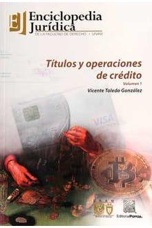 Títulos y operaciones de crédito Volumen 1
