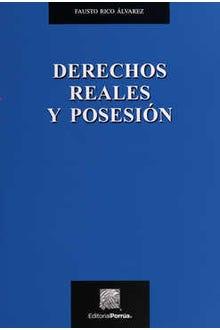 Derechos reales y posesión
