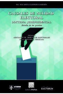 Causales de nulidad electoral, doctrina jurisprudencial