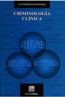 Criminología clínica