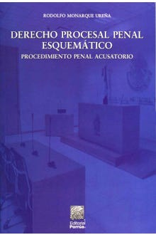Derecho procesal penal esquemático