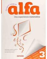 Mi nuevo cuaderno alfa 3
